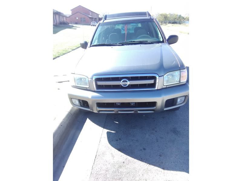 2003 Nissan Pathfinder For Sale By Owner In Fort Worth Tx