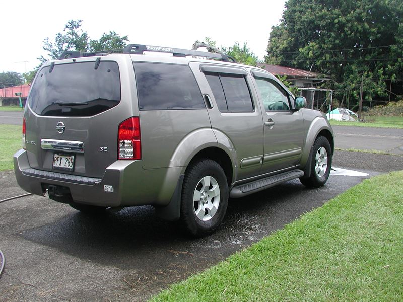 2006 Nissan Pathfinder For Sale >> 2006 Nissan Pathfinder For Sale By Owner In Pepeekeo Hi 96783 11 000