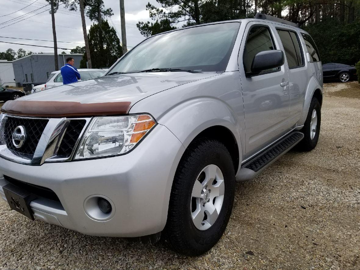 2008 Nissan Pathfinder For Sale >> 2008 Nissan Pathfinder For Sale By Owner In Mandeville La 70471 7 500