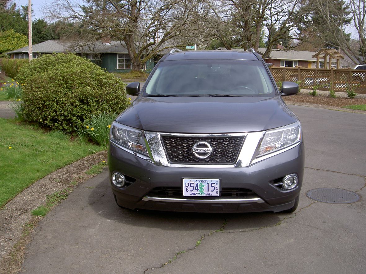 2013 Nissan Pathfinder For Sale By Owner In Eugene