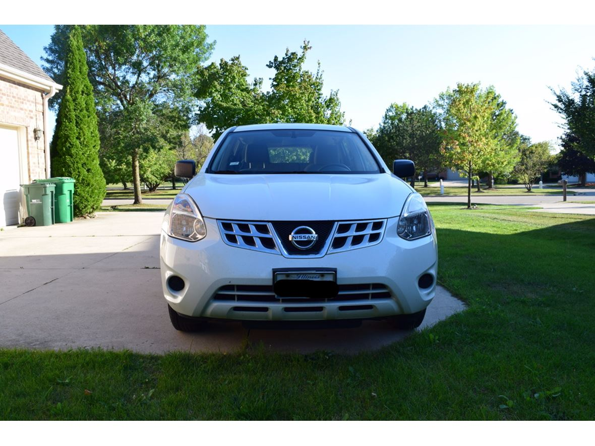 2012 Nissan Rogue for sale by owner in Chicago