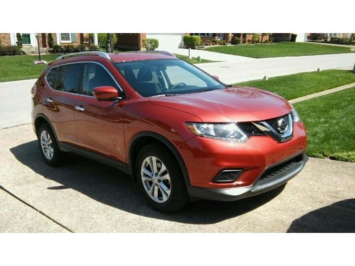 2016 Nissan Rogue for sale by owner in Louisville