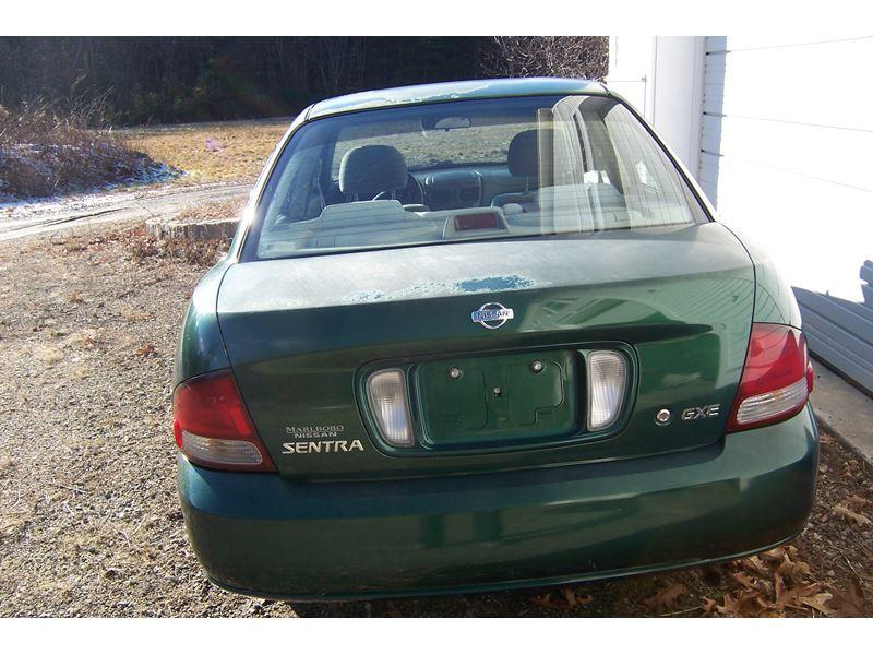 2002 nissan sentra private car sale in sudbury ma 01776