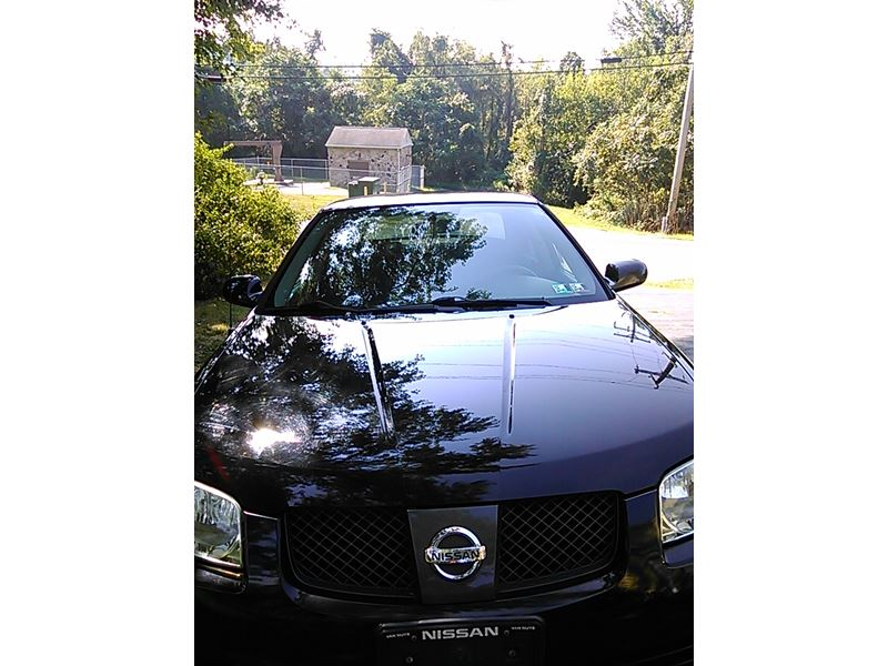 2006 Nissan Sentra for sale by owner in Coatesville
