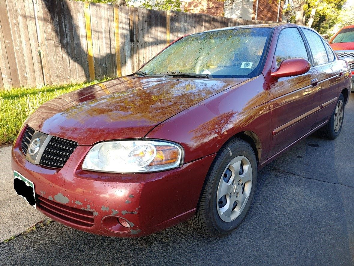 2006 Nissan Sentra for sale by owner in Aurora
