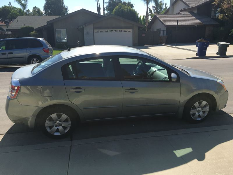 2009 Nissan Sentra For Sale By Owner In Bakersfield Ca 93390