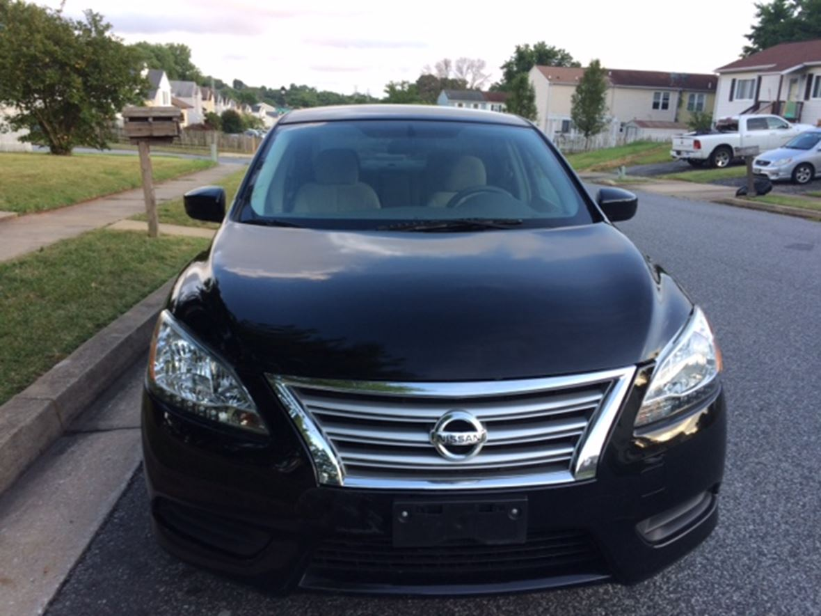 2013 Nissan sentra for sale by owner in Rosedale