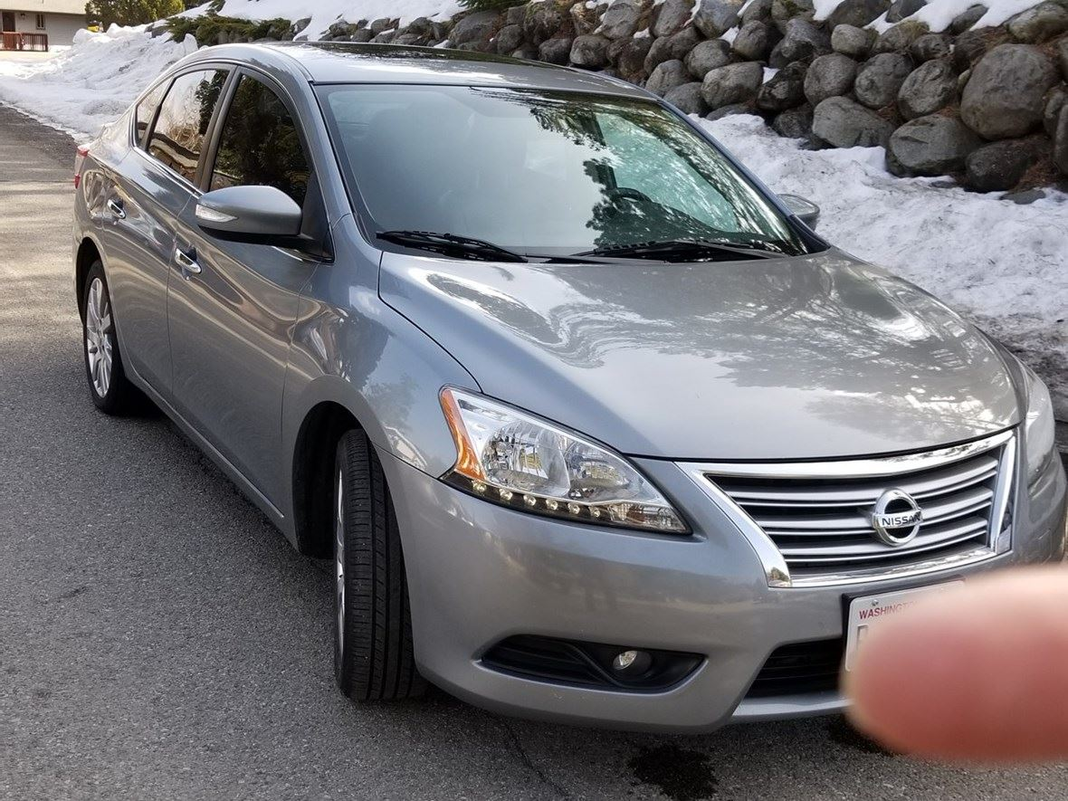 2013 Nissan Sentra for sale by owner in Spokane