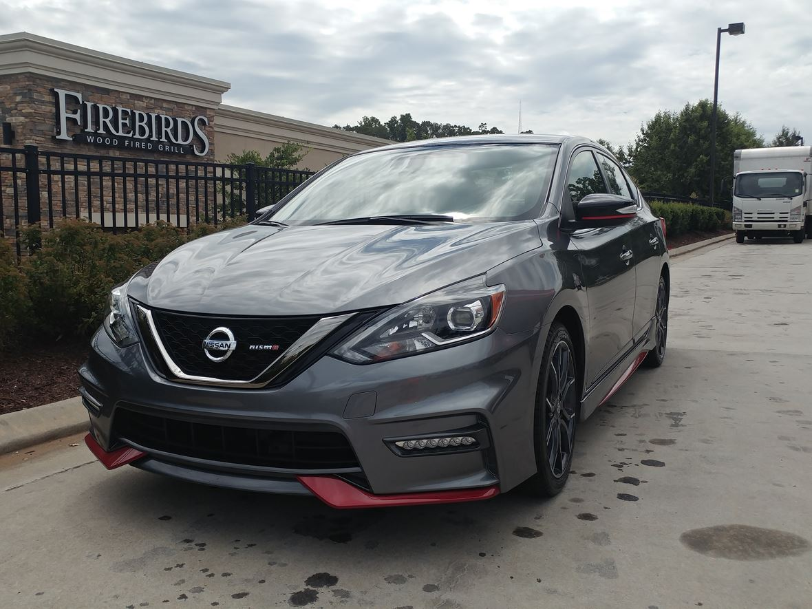 2017 Nissan Sentra Nismo For By Owner In Alpharetta