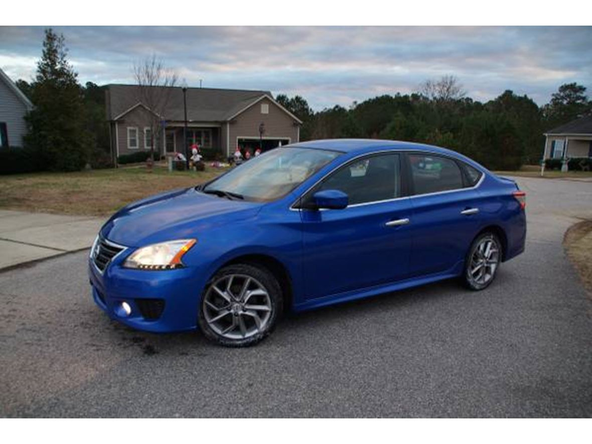2013 Nissan Sentra SR for sale by owner in Wilsons Mills