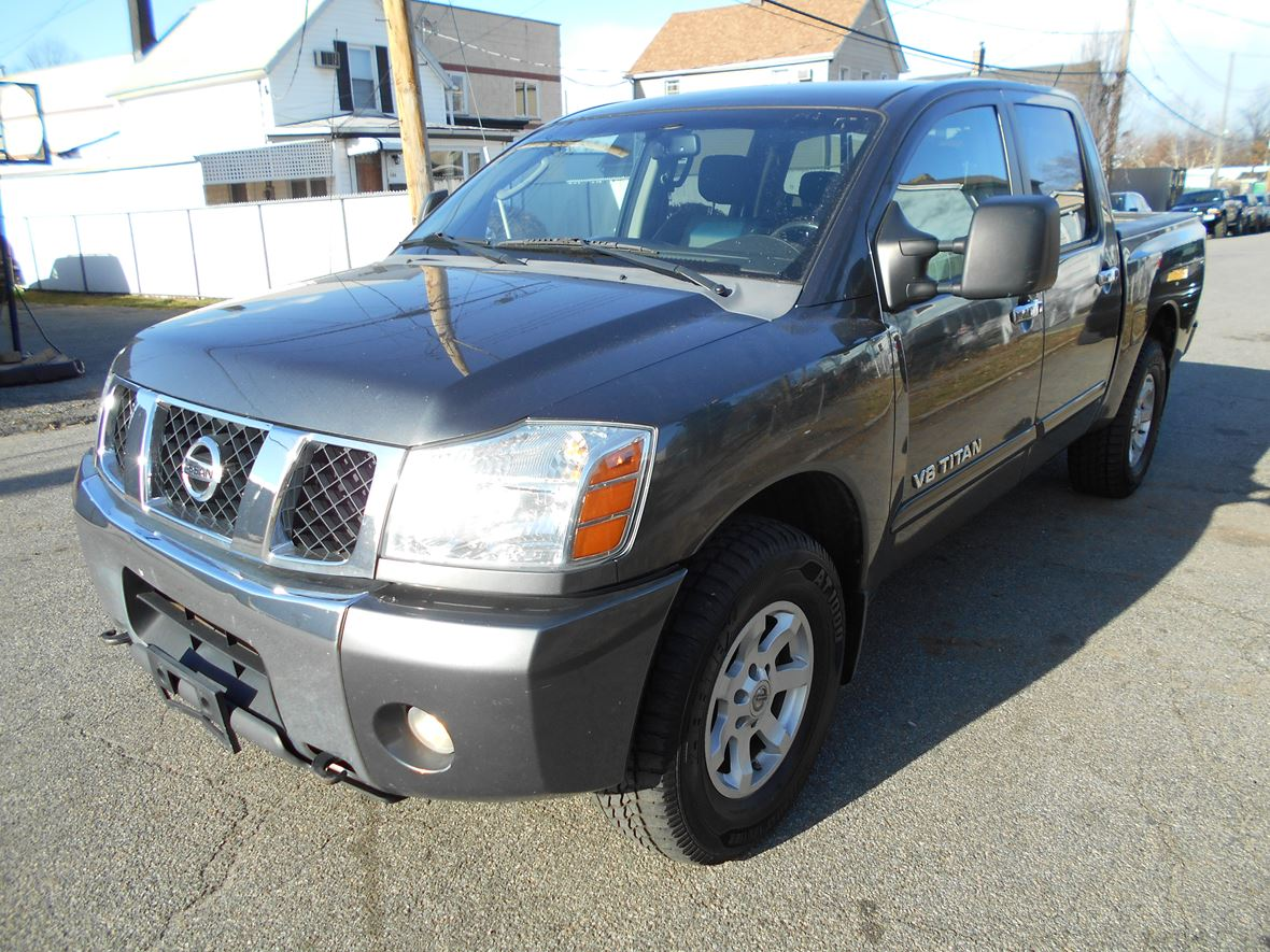 2007 Nissan Titan Private Car Sale In Staten Island Ny