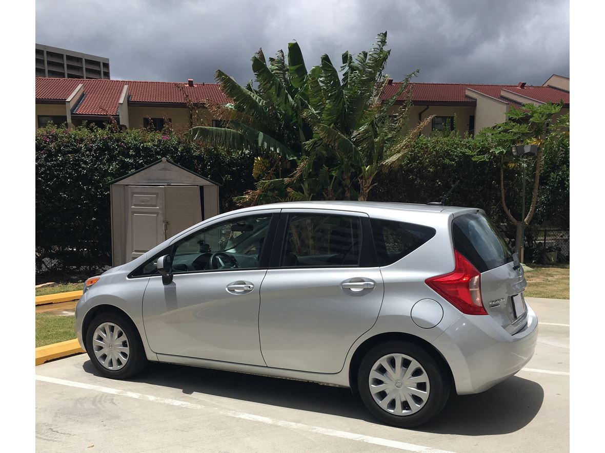 2014 Nissan Versa Note for sale by owner in Honolulu