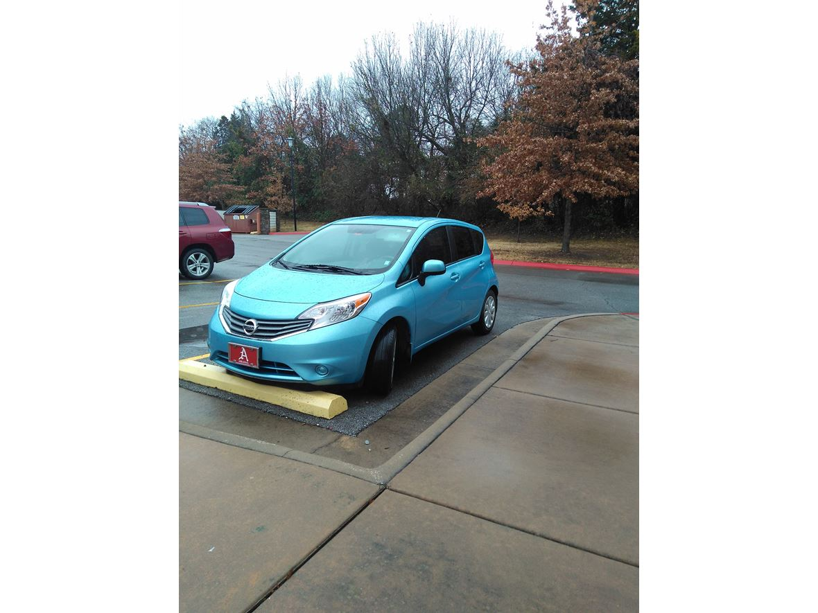 2014 Nissan Versa Note for sale by owner in Fayetteville
