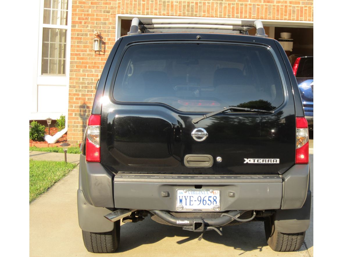 2003 Nissan Xterra for sale by owner in Bristow