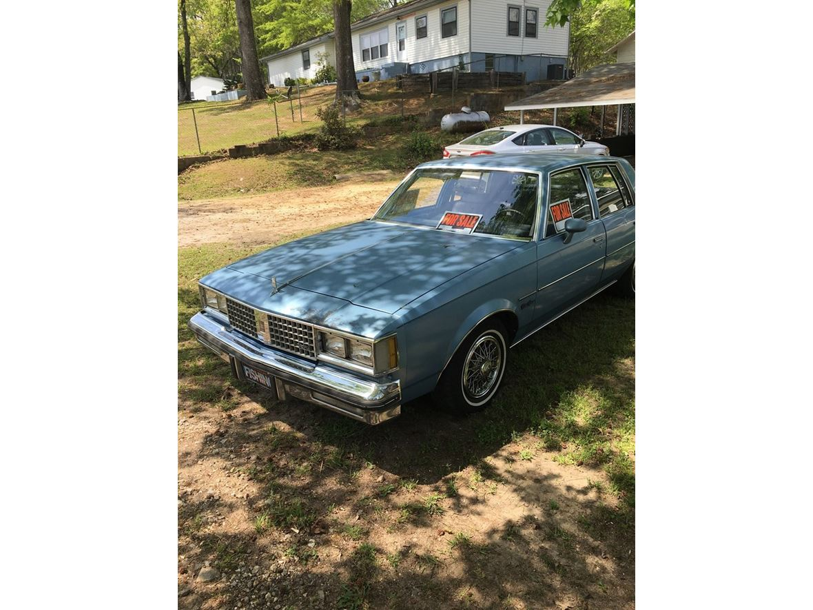 1982 Oldsmobile Cutlass for sale by owner in Alexander City