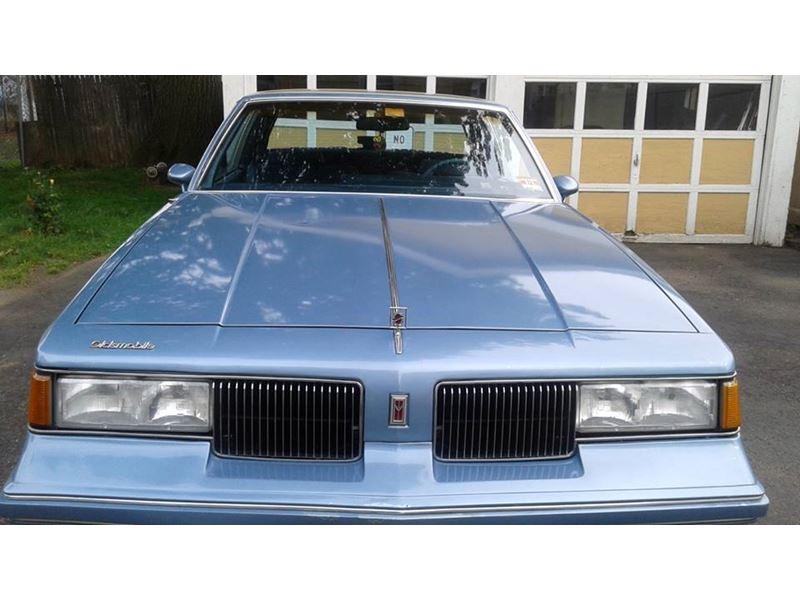 1987 Oldsmobile Cutlass Supreme For Sale By Owner In Elizabeth