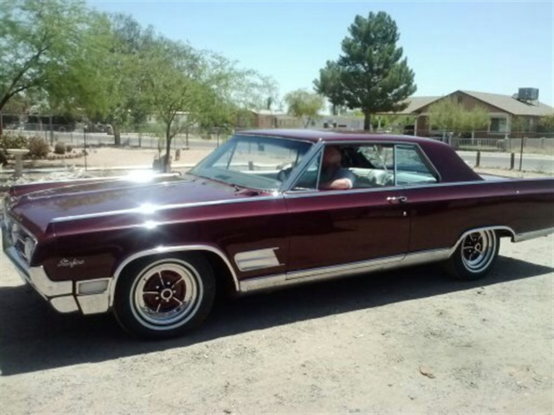 1964 Oldsmobile Starfire for Sale by Owner in Rock Springs, WY 82902 -  $8,500