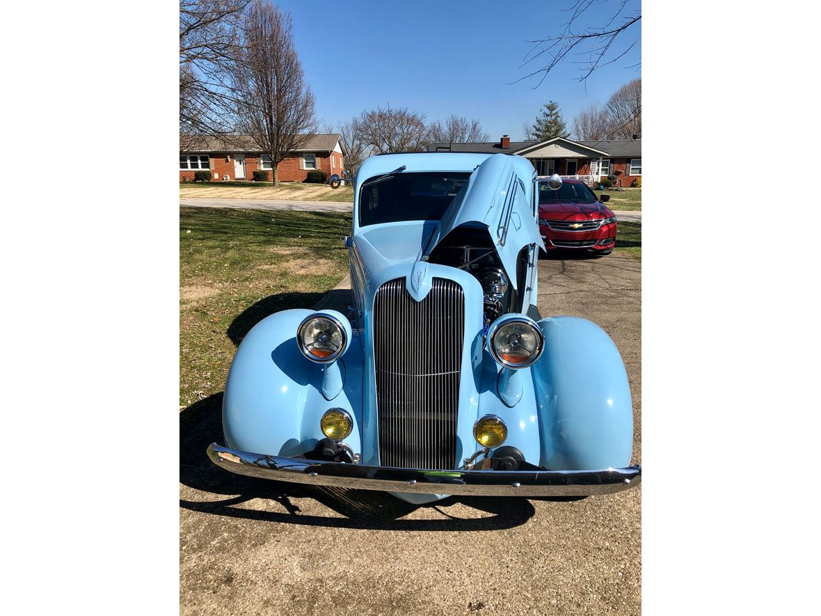 1936 Plymouth 2 Door Sedan  for sale by owner in Independence