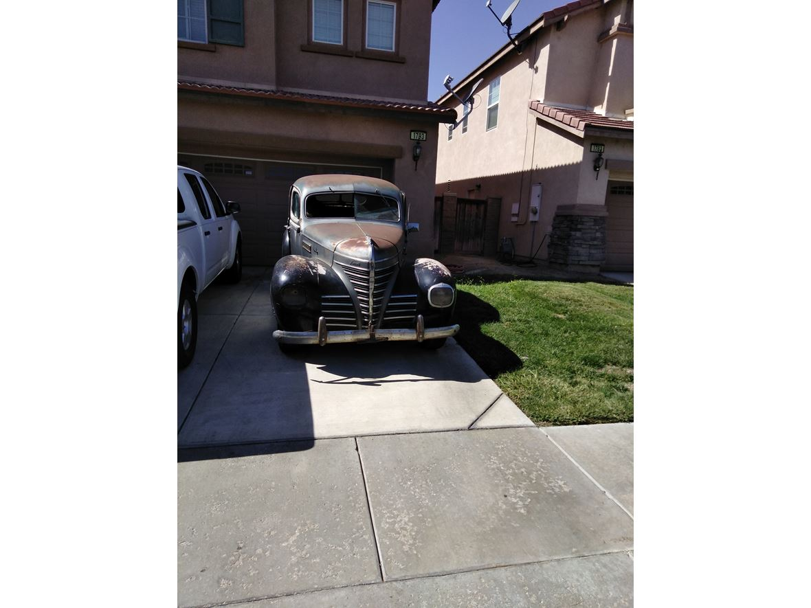 1939 Plymouth Deluxe for sale by owner in Hemet