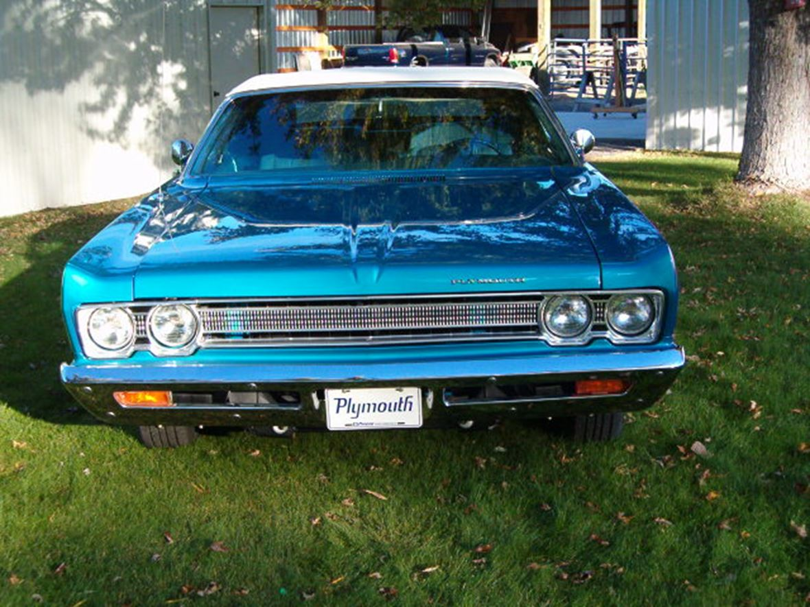 1969 Plymouth Fury III Convertable for sale by owner in Kennewick