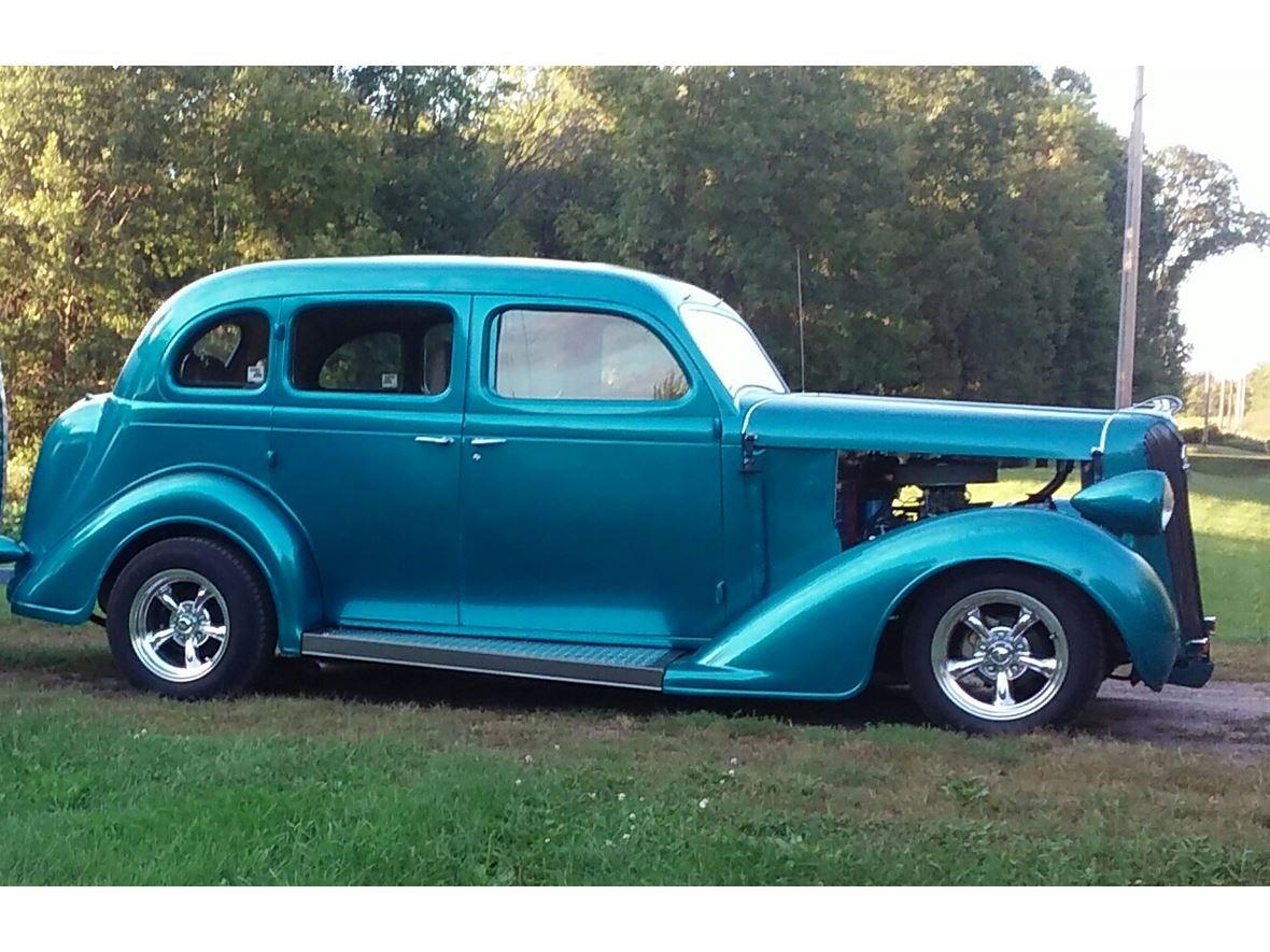 1936 Plymouth Street Rod - Antique Car - Brook Park, MN 55007