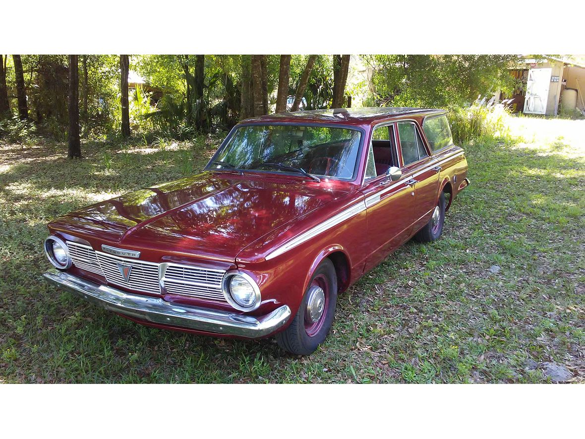 1965 Plymouth Valiant T200 for sale by owner in Orange City