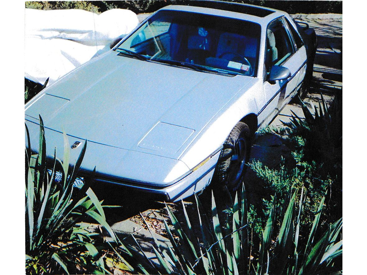 1985 Pontiac Fiero Classic Car Staten Island Ny 10314