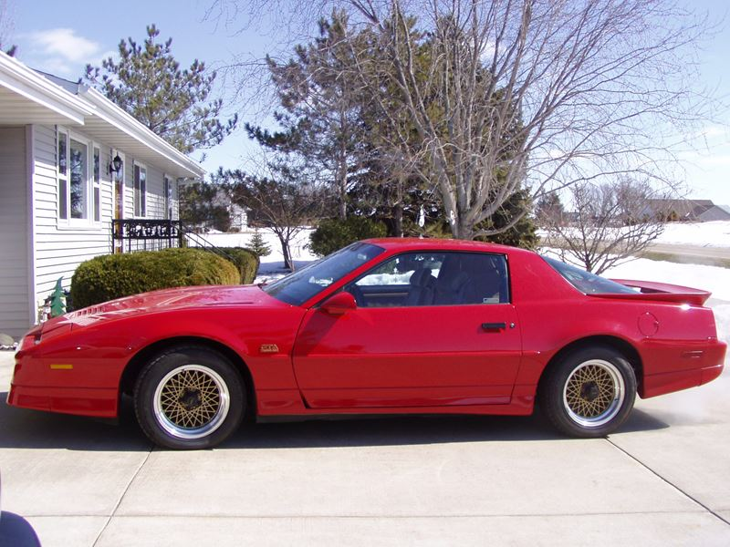 1988 Pontiac Firebird for sale by owner in Neenah