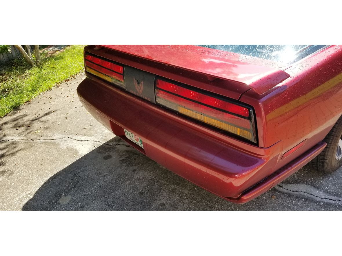 1991 Pontiac Firebird for sale by owner in Jacksonville