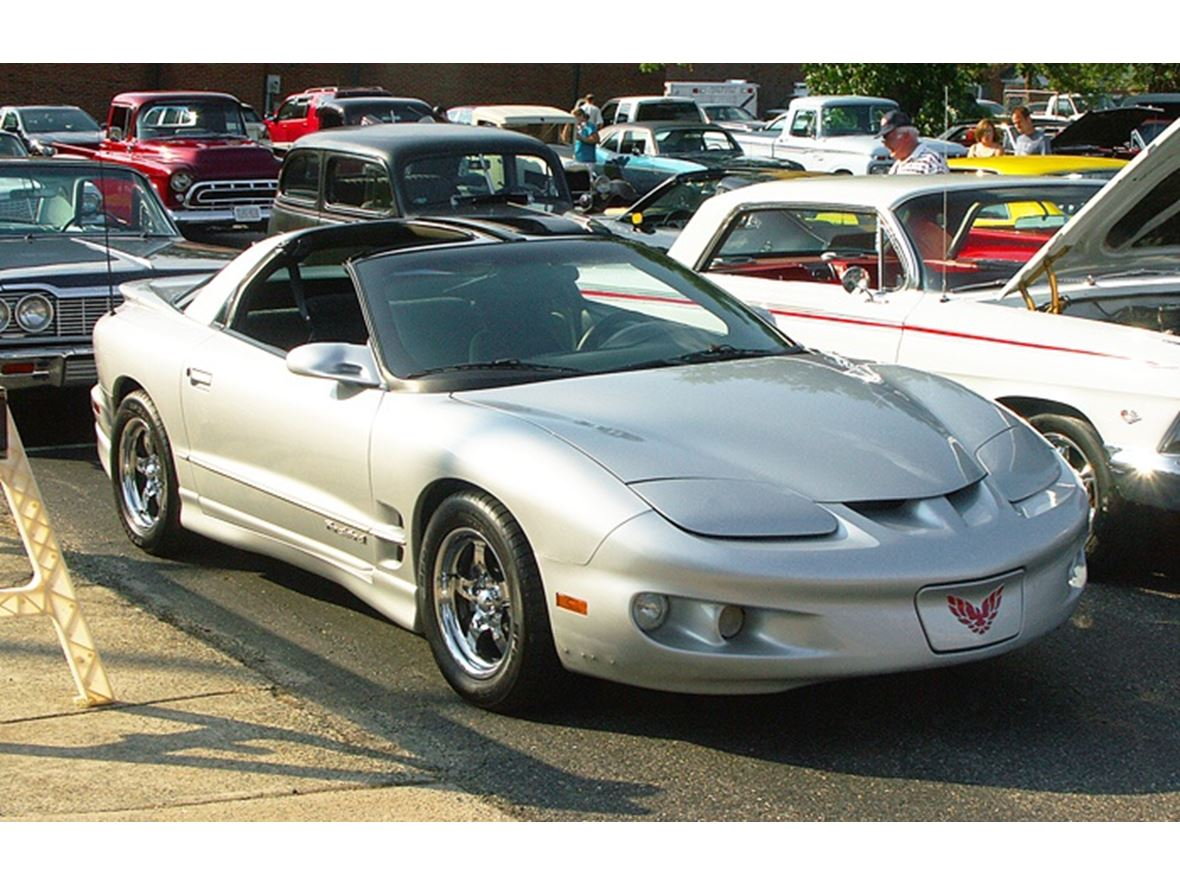 2000 Pontiac Firebird For Sale By Owner In Raleigh Nc 27616