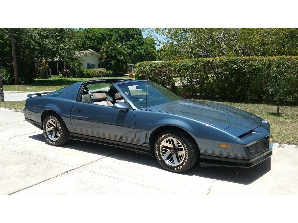 1984 pontiac firebird trans am classic car melbourne fl 32901 1984 pontiac firebird trans am for sale by owner in melbourne fl 32901 6 000