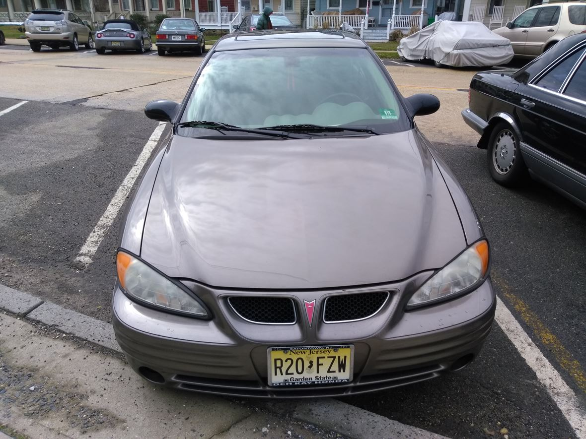 2002 Pontiac Grand Am for sale by owner in Ocean Grove