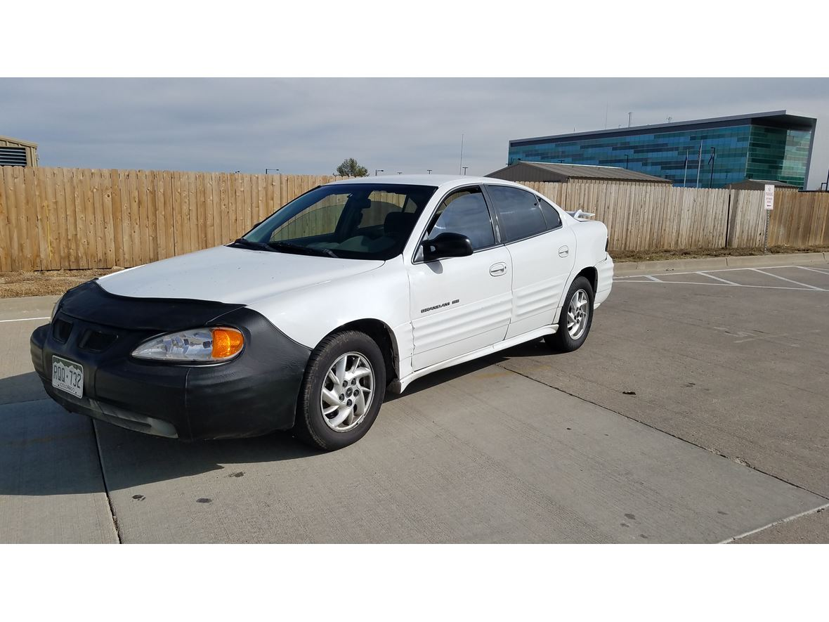 2002 Pontiac Grand Am for sale by owner in Denver