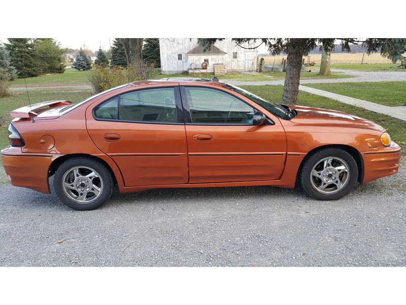 2004 Pontiac Grand Am for sale by owner in Fort Wayne