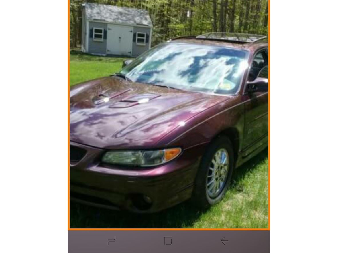 2002 Pontiac Grand Prix for sale by owner in Franklinton