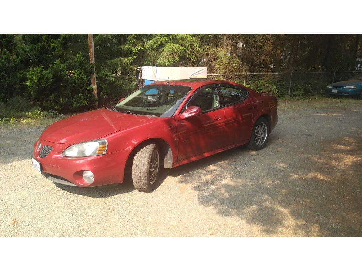 2005 Pontiac Grand Prix for sale by owner in Lake Stevens