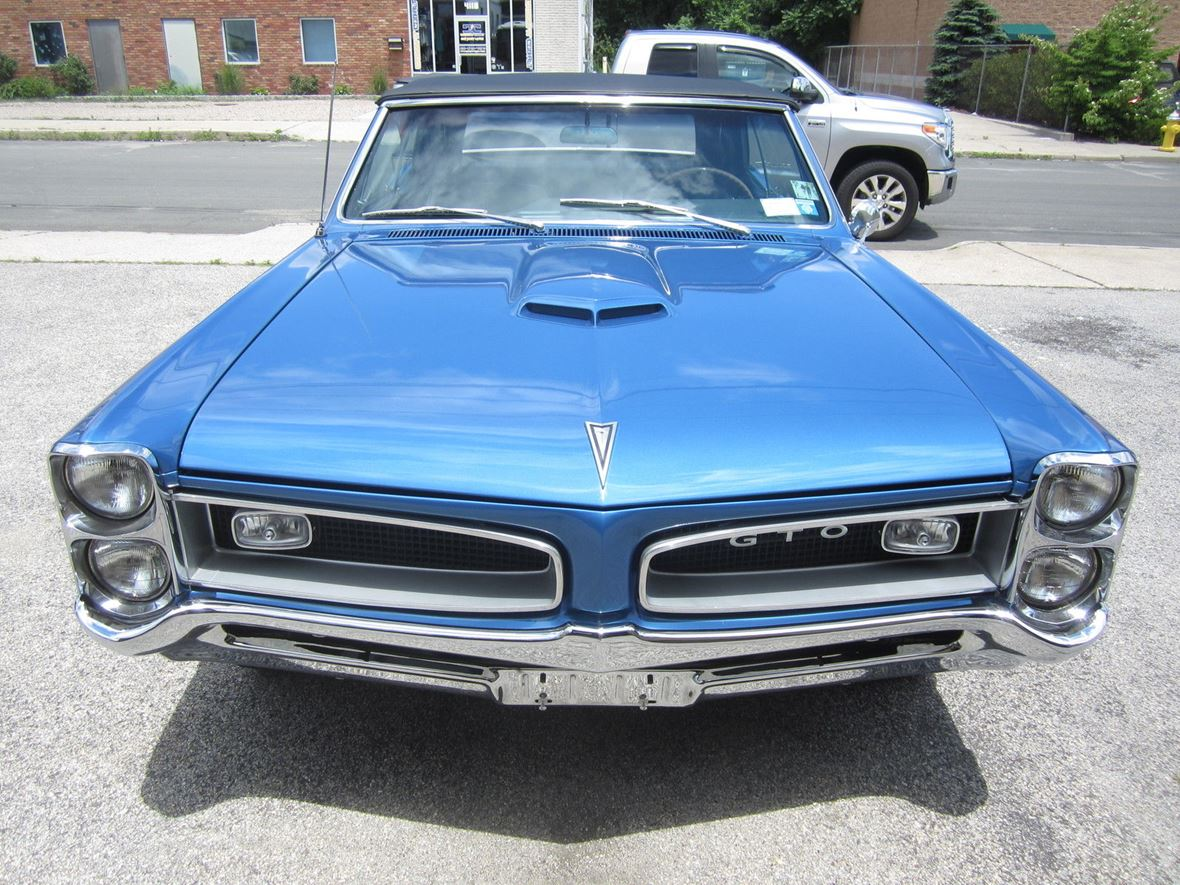 1966 Pontiac GTO for sale by owner in San Diego