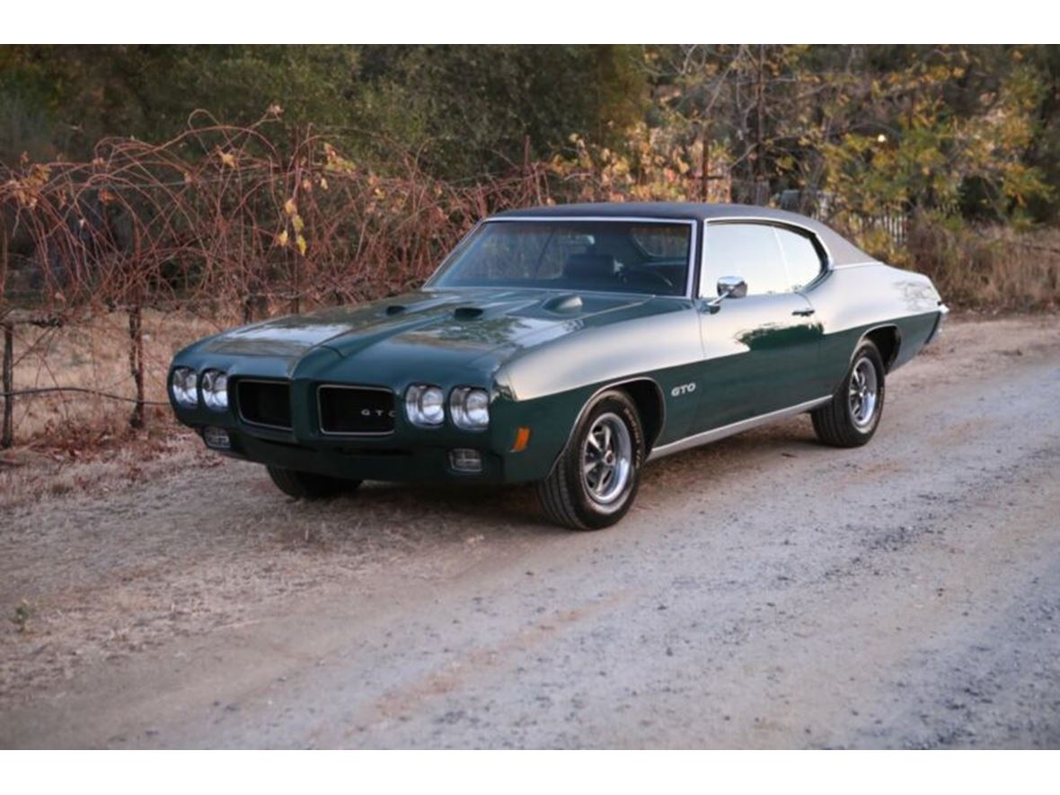 1970 Pontiac GTO for sale by owner in Smith River