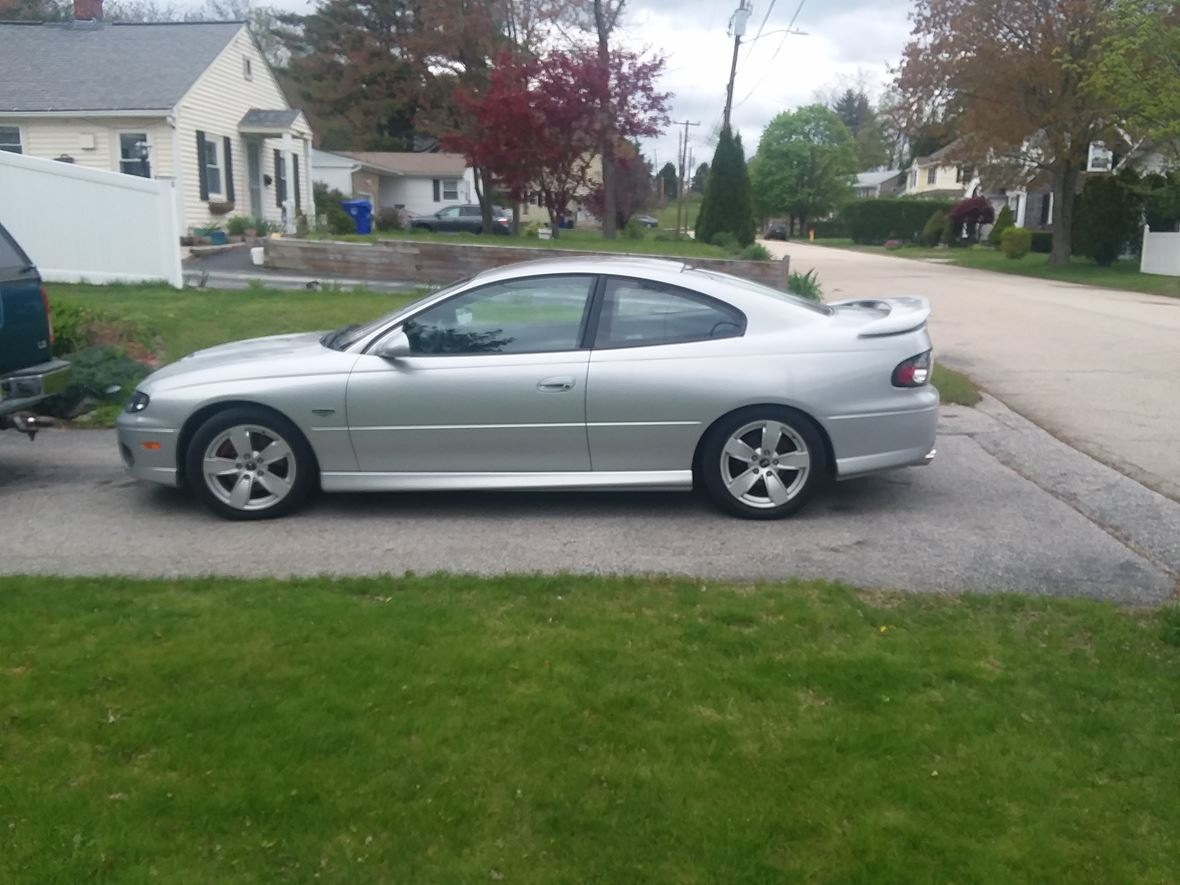 2006 Pontiac GTO for sale by owner in Manchester