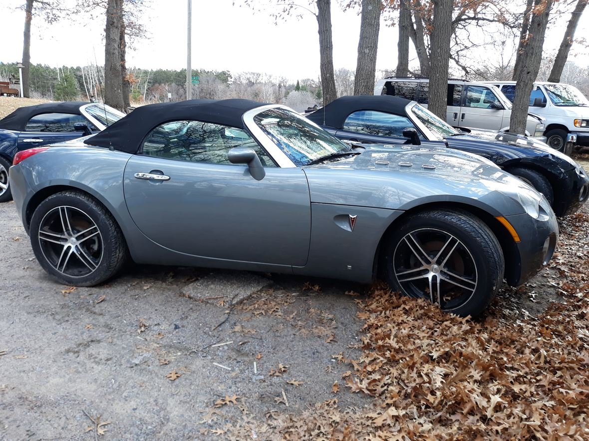 2006 Pontiac Solstice for sale by owner in Zimmerman
