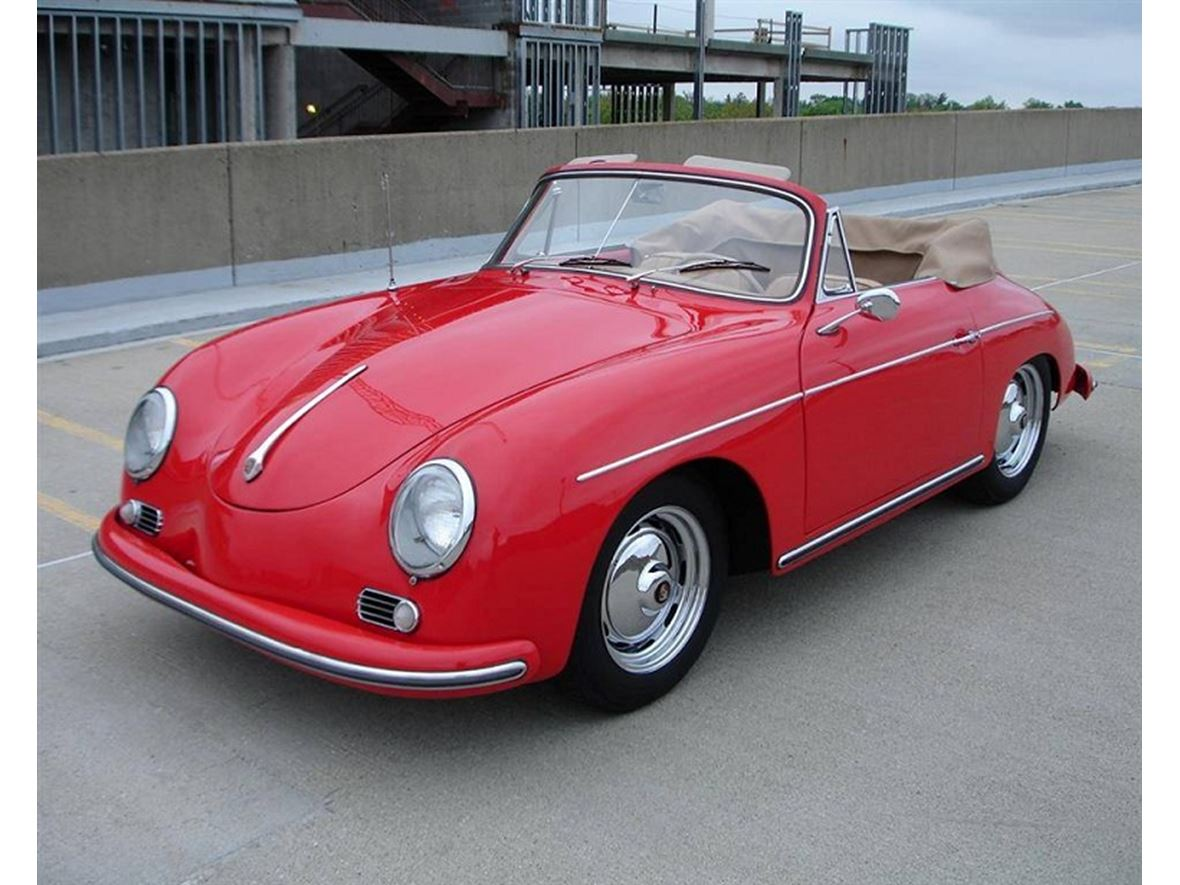 1959 Porsche 356 for sale by owner in Chicago