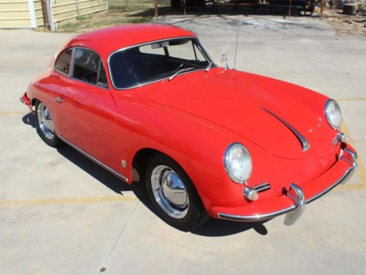 1960 Porsche 356 for sale by owner in New Johnsonville