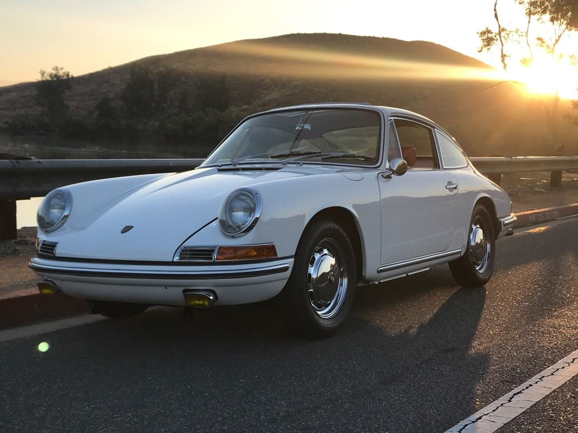 1966 Porsche 911 for sale by owner in Bothell