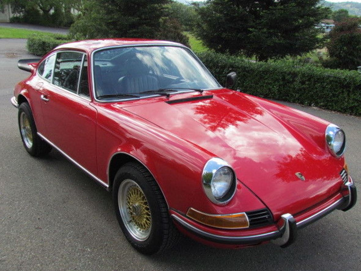 1972 Porsche 911 for sale by owner in Chico