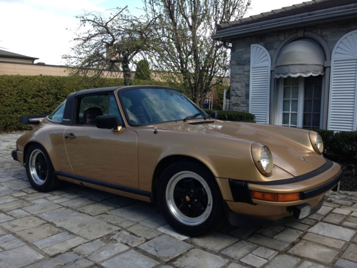 1980 Porsche 911 for sale by owner in Rochester