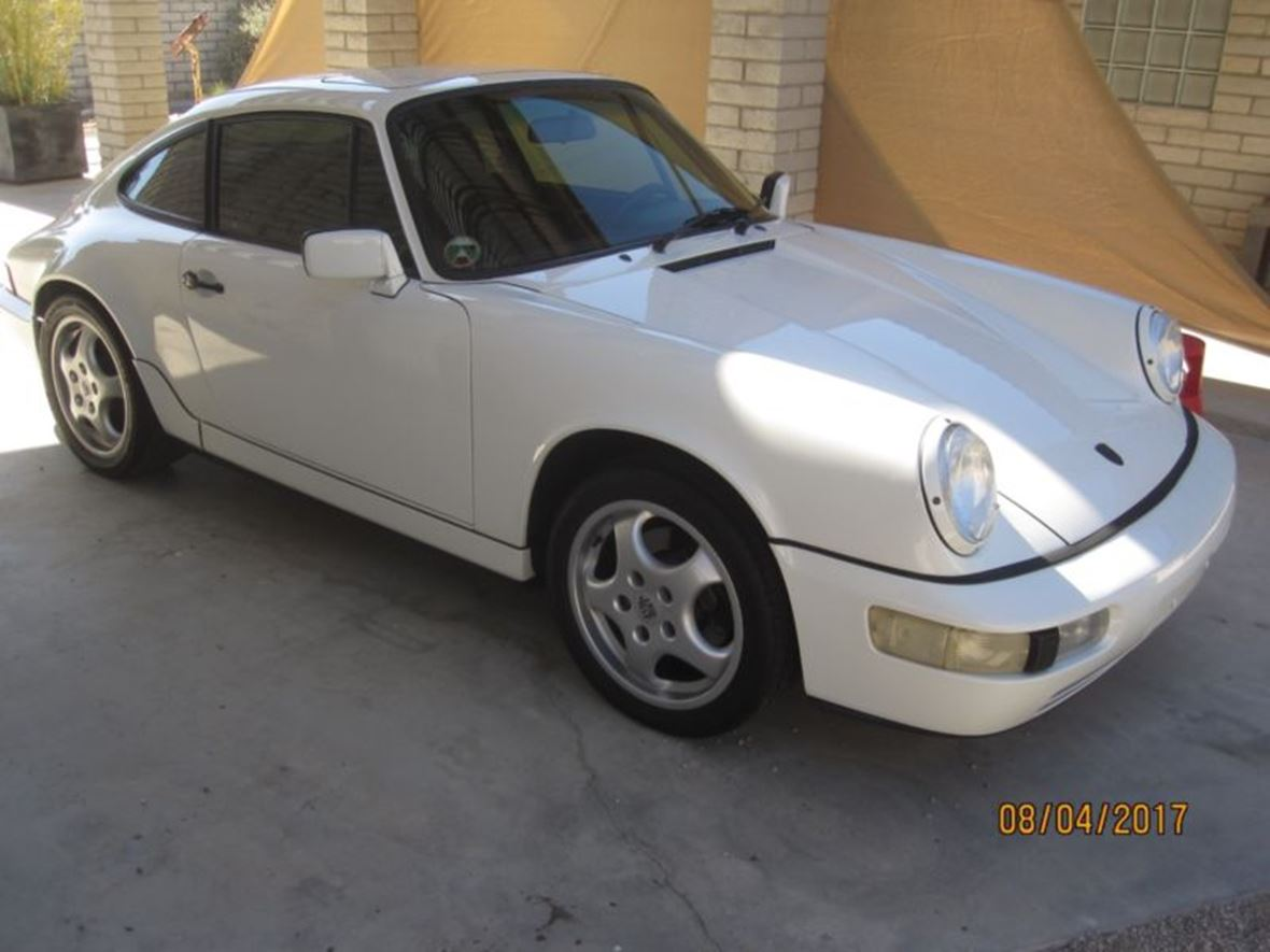 1990 Porsche 911 for sale by owner in Loomis