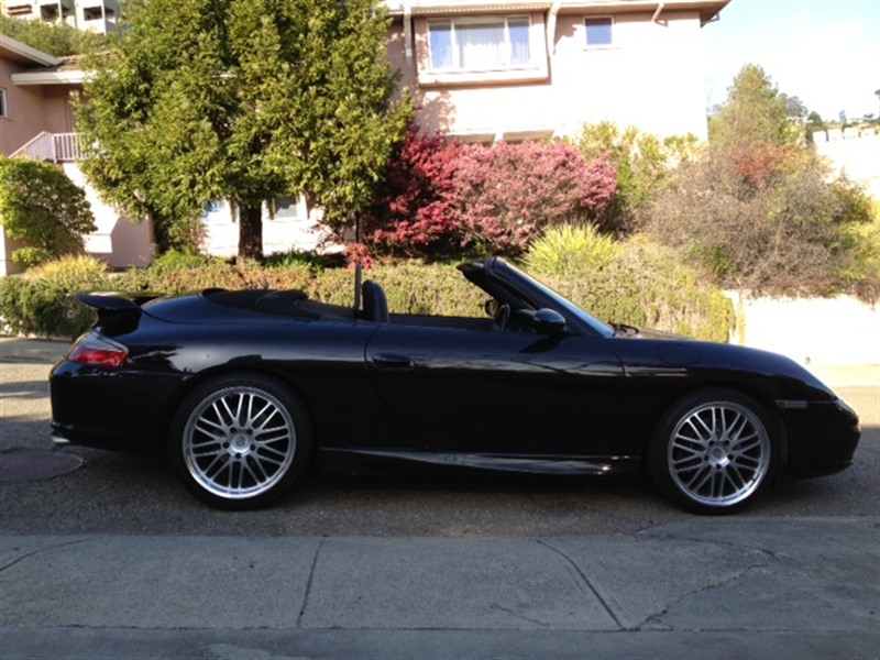 2002 Porsche 911 for Sale by Owner in Oakland, CA 94611