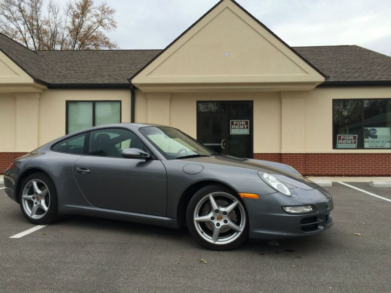 2005 Porsche 911 for sale by owner in CHICAGO