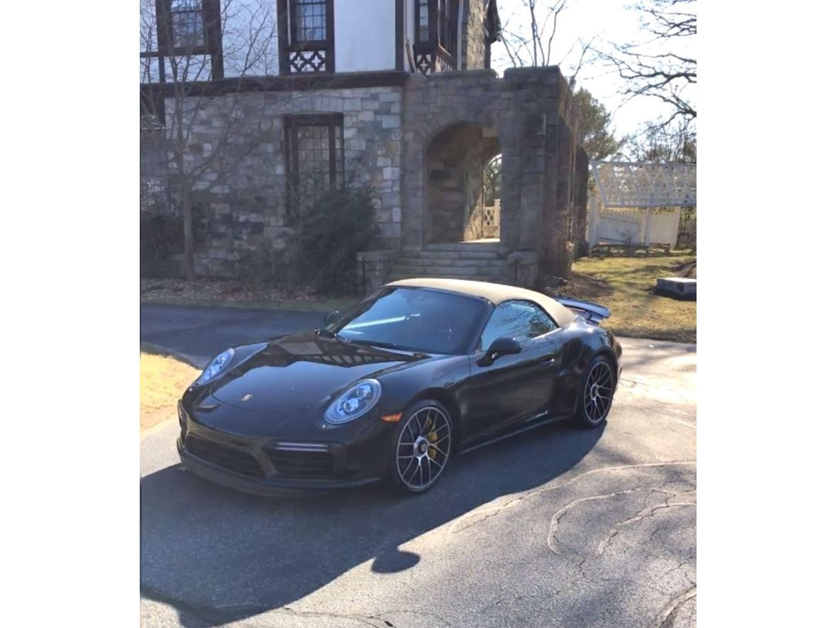 2017 Porsche 911 for sale by owner in Fall River