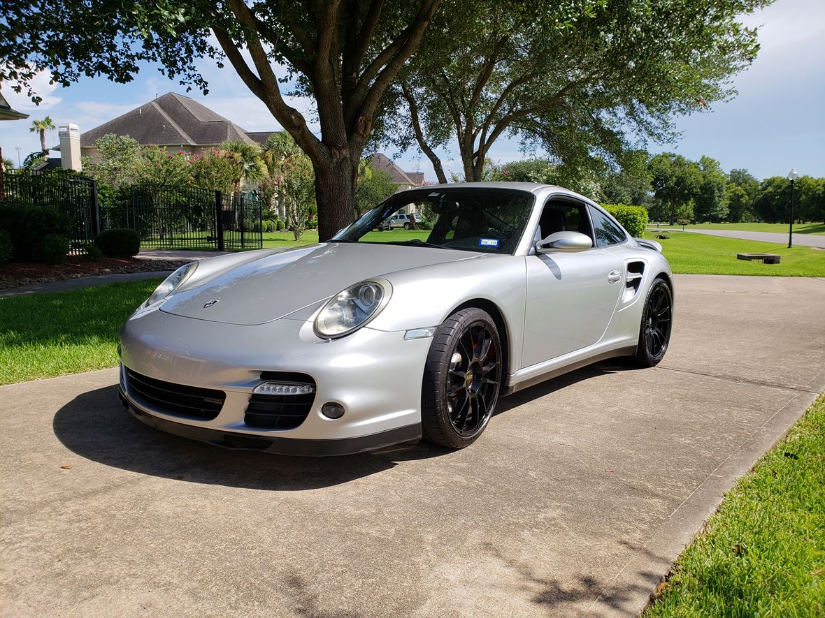 2007 Porsche 911 Turbo For Sale By Owner In Richmond Tx 77406 52999